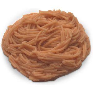 Spaghetti whole grain (1/2 cup (120 ml)