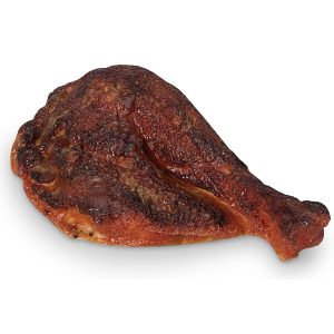 Chicken  barbecued (3 oz. (85 g)