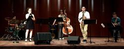 Abel & Candice Utep Alumni Jazz Concert 07_10_16