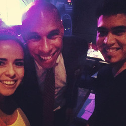 Jazz couple with Joshua Redman live _ Blue Note NYC!