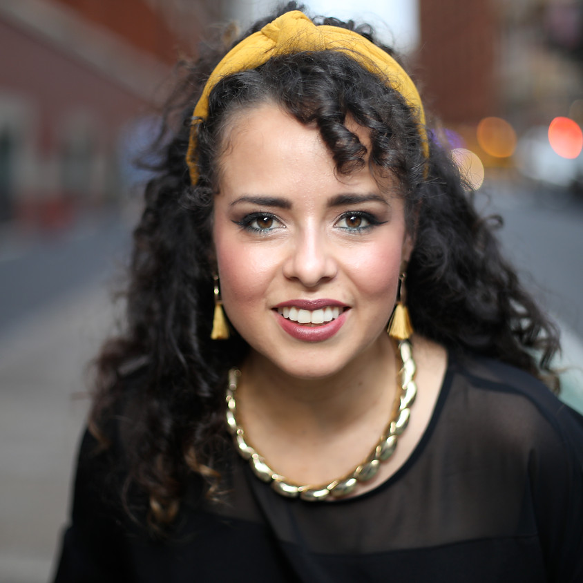 Candice Reyes at SOPAC
