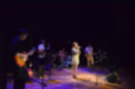 Candice Reyes Quintet Juarez Jazz Fest!.