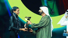 "Nawal Al-Soufi, première ""Arab Hope Maker"""