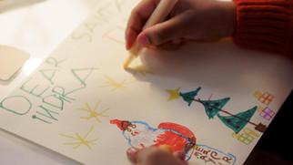TinyAppin kirje joulupukille