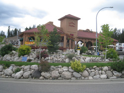 Store and restaurant
