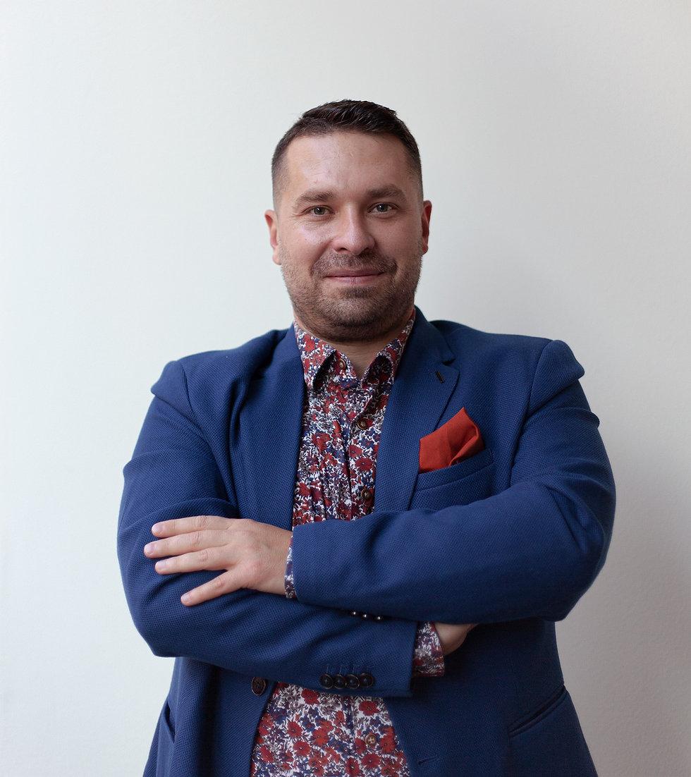 Daniel Augustyn, Strategy Lead, Experience Design
