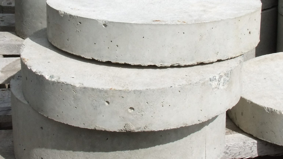 Concrete Footing Ring - 300 x 50mm