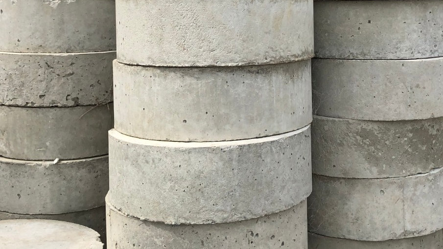 Concrete Footing Ring - 400 x 150 mm