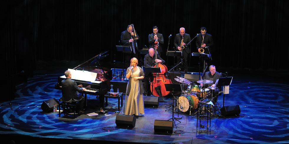 """Karin Bachner & Pocket Big Band """"Ella Forever"""""""