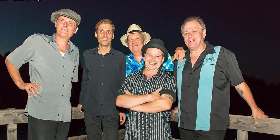 "Mojo Blues Band ""Blues is the Healer"""