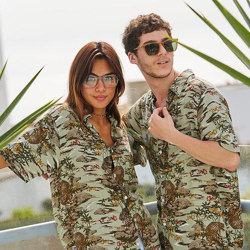 Camisa unisex Selva Tigres