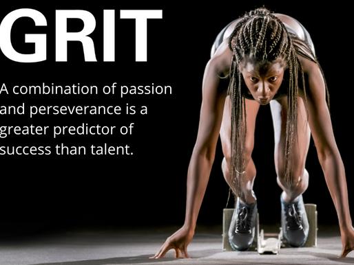 GRIT… the new KPI on the scorecard?