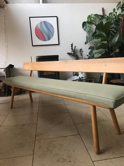 Long box cushion