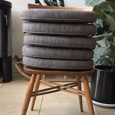 // Ercol seat pads