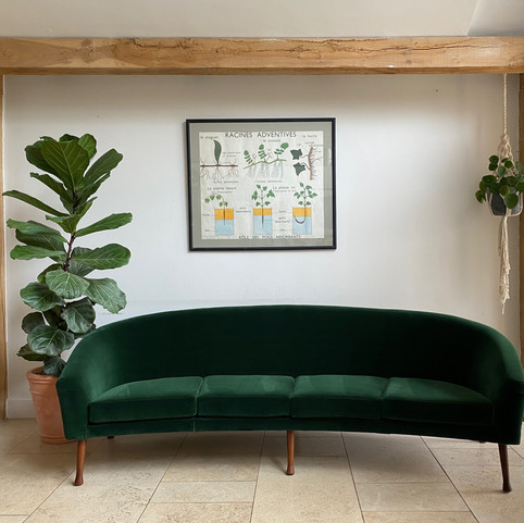 Guy Rogers 'Frisco' Sofa