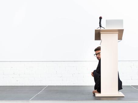 Bilingual Speaker's Hack for Stage Fright
