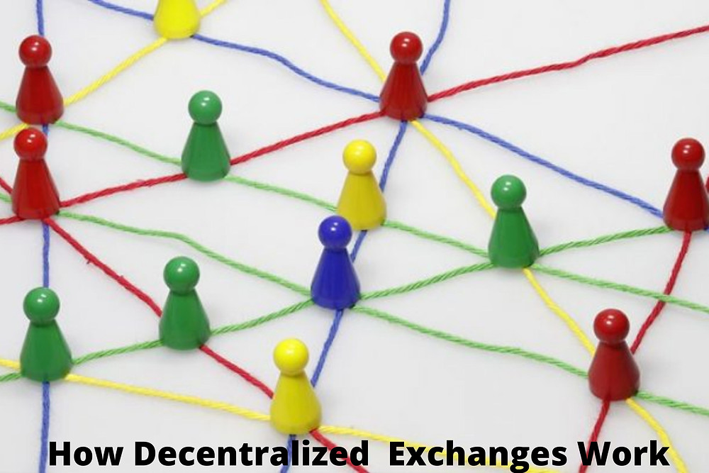 How cryptocurrency decentralized exchanges work