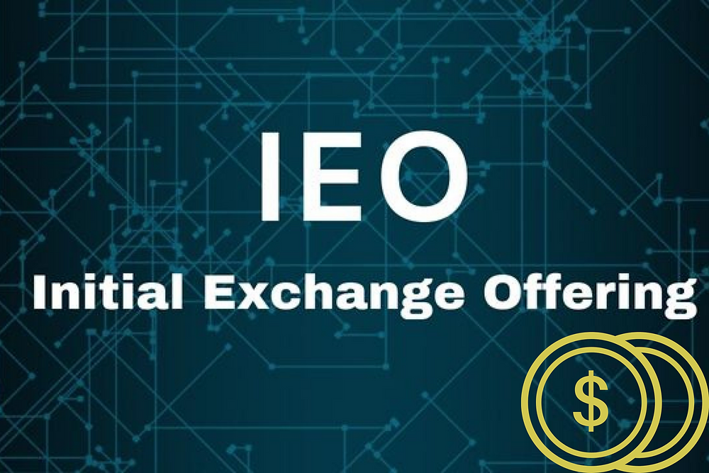 Initial Exchange Offering IEO