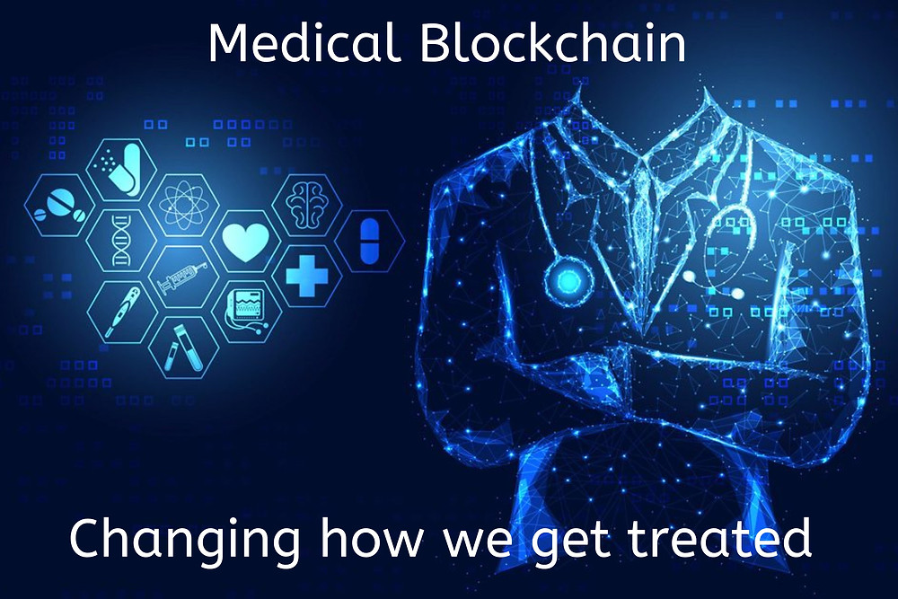 how blockchain technologies are changing healthcare services
