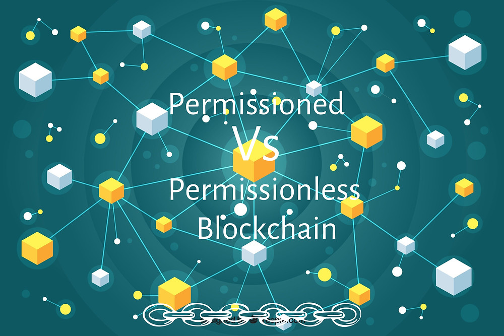 Permissioned vs permissionless blockchain
