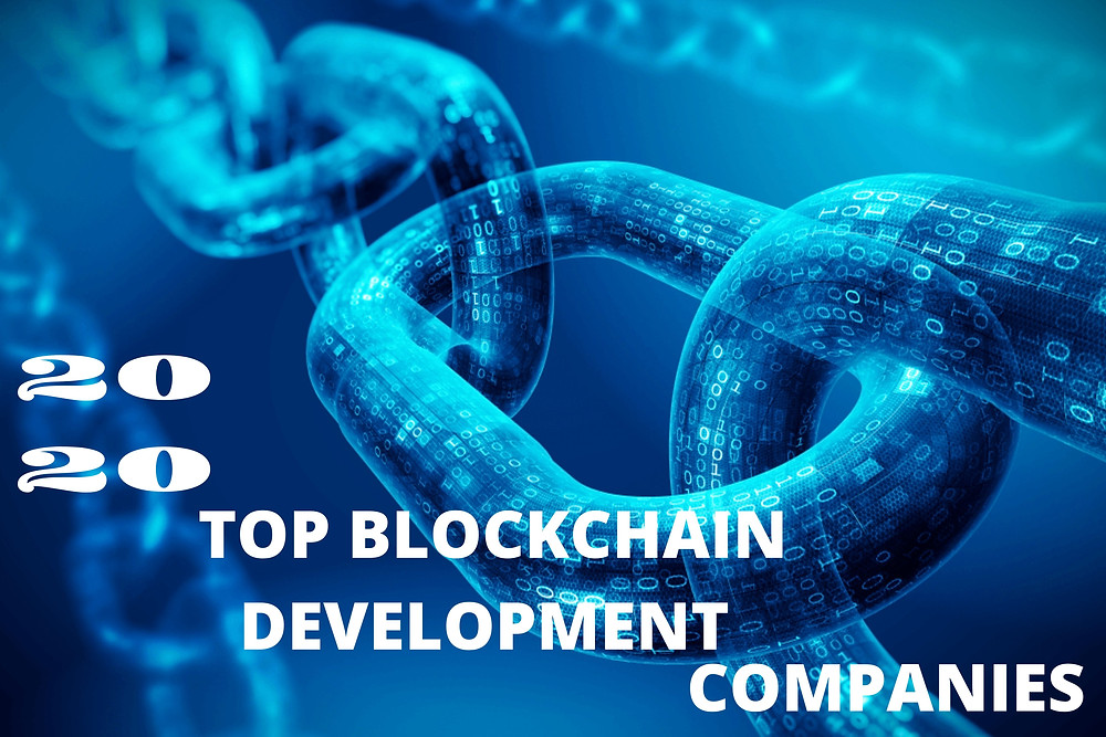 top blockchain development companies