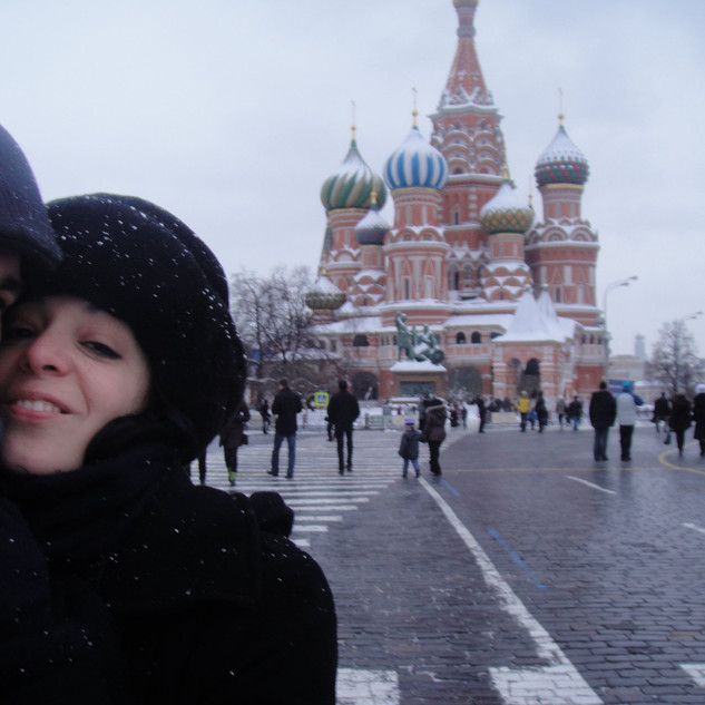 MOSCOW, Russia - 2010