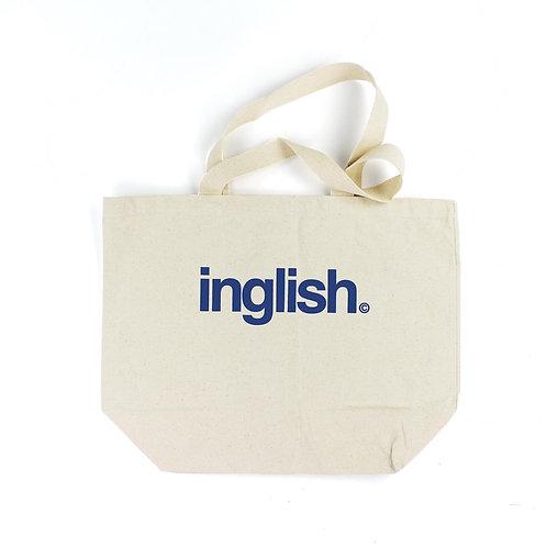 Canvas carrier bag