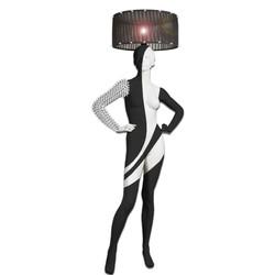 Mannequin Floor Lamp_SPIKED HAND