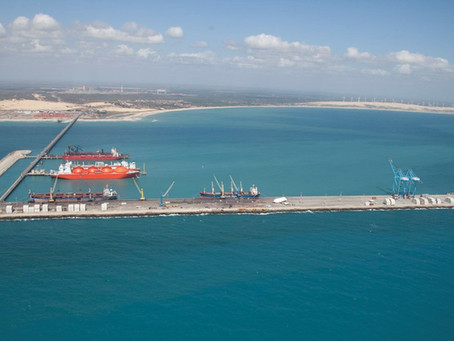Port of Rotterdam Authority aims to participate in the Port of Pecém