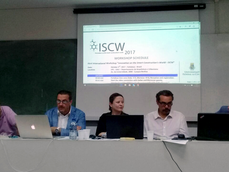 IS.SMART é criado na ISCW 2017