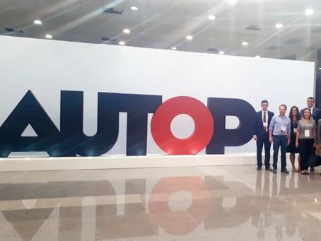 Polo Multimodal na AUTOP 2018