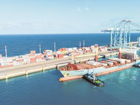 Porto do Pecém assume vice-liderança nacional em linhas de cabotagem