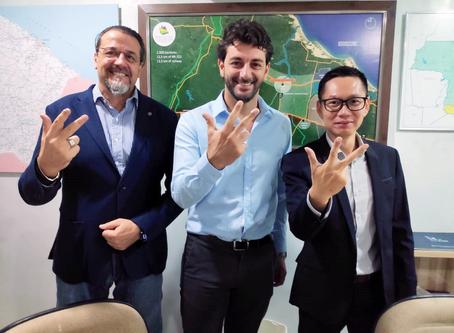 Polo Multimodal Pecém and Waltonchain sign new partnership