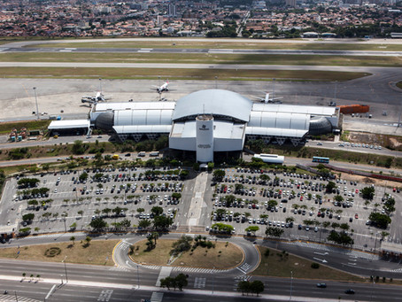 Fortaleza airport has the potential to be the country's largest hub
