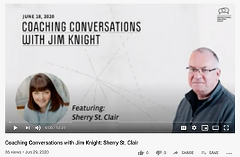 Podcast: Coaching Conversations with Jim Knight