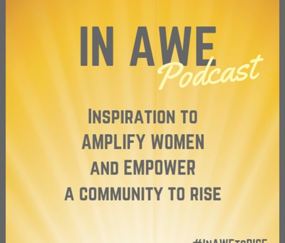 Podcast: In Awe Podcast with Sarah Johnson