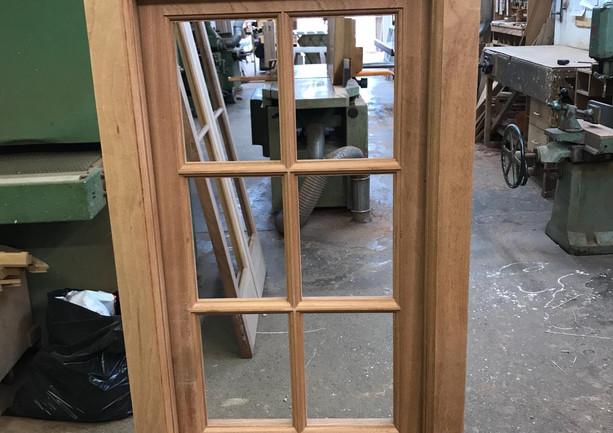 Hardwood Georgian Casement & frame