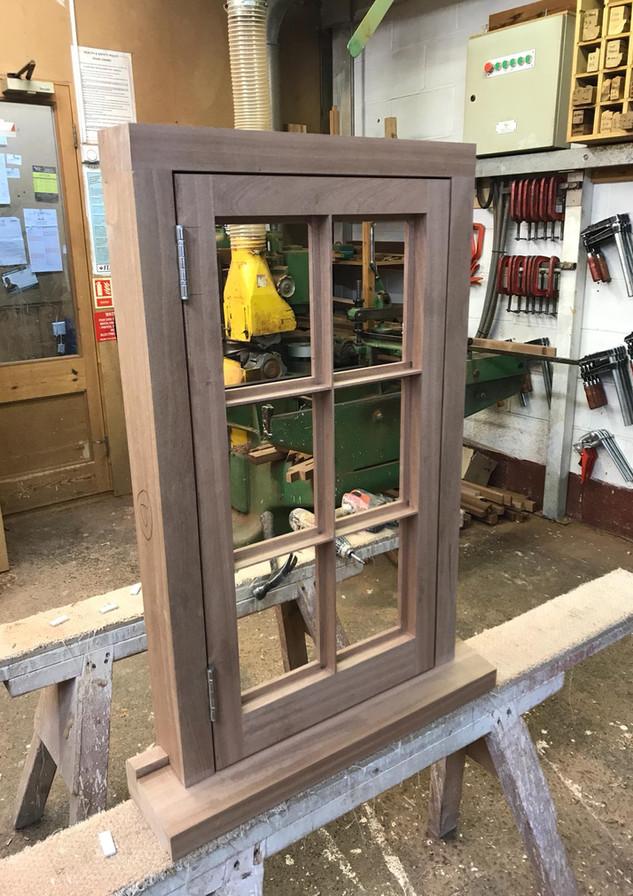 Hardwood Casement and frame