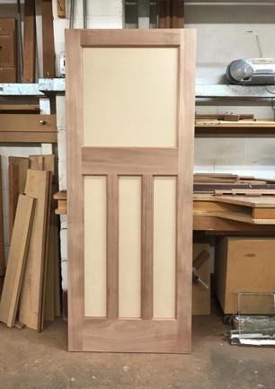 Bespoke hardwood internal doors