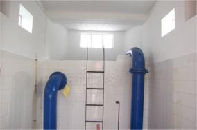 Câmara de manobras do reservatório do Arrabal