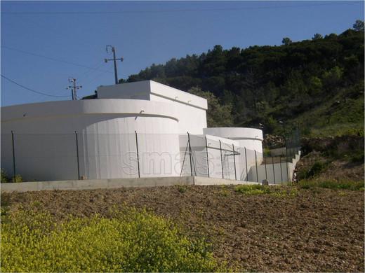 Estação Elevatória de Água das Fontes