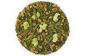 505-Matcha Genmai Cha Hot Tea (Pot for 2