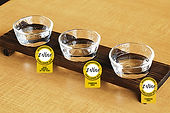 577-Champion Sake Tasting Flight (1.5oz