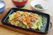 Niku_yasai_itame