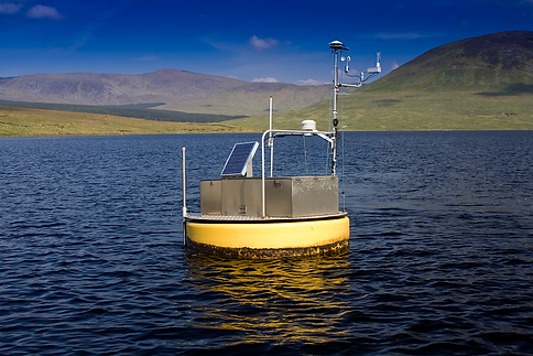 Lough Feagh High Fequency Monitoring Raft