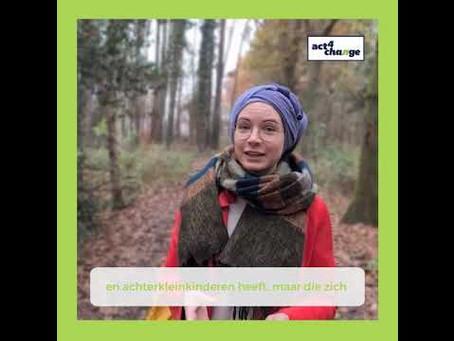 Stories4Change #1 Artemis Kubala