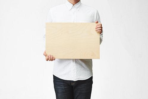 Wooden Picture 30cm×45cm