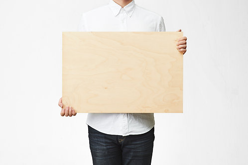 Wooden Picture 40cm×60cm