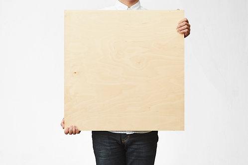 Wooden Picture 60cm×60cm