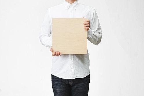 Wooden Picture 30cm×30cm